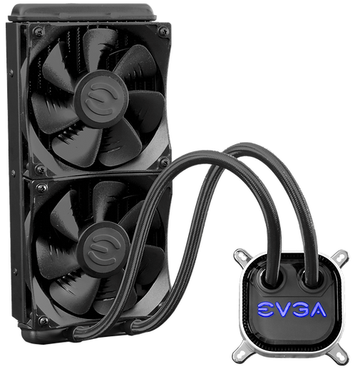 EVGA CLC 240 with RGB