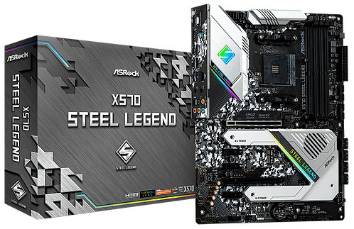 ASRock X570 Steel Legend