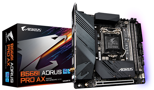 Gigabyte B560I Aorus Pro AX