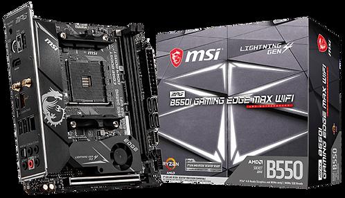 MSI MPG B550I Gaming Edge Max WiFi