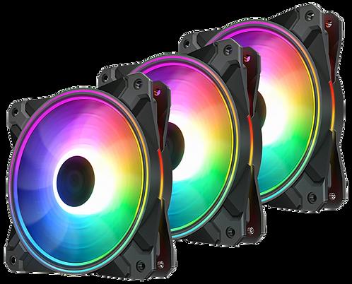 Deepcool CF120 Plus ARGB (Tri-Pack)