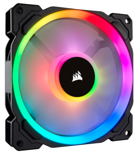 Corsair LL140 Dual Light Loop RGB (Single Pack)