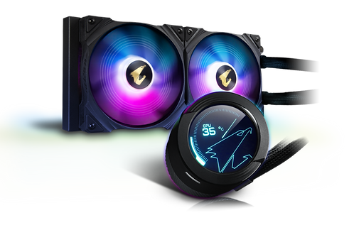 Gigabyte Aorus WaterForce X 280
