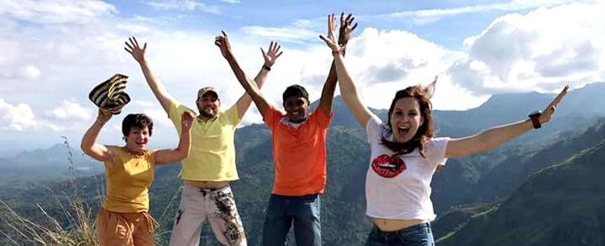 have fun inSri Lanka