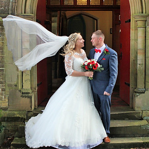Yasmin & Jay's Wedding