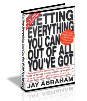 Getting Everything You Can Out of Everything You've Got.