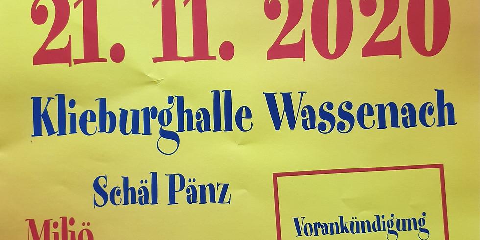 44 Jahre Karneval Wassenach