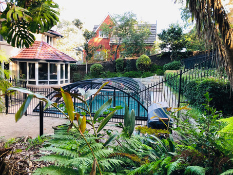 Klasik Clear_Wahroonga NSW. We have been serving NSW with our telescopic pool enclosures since 2013