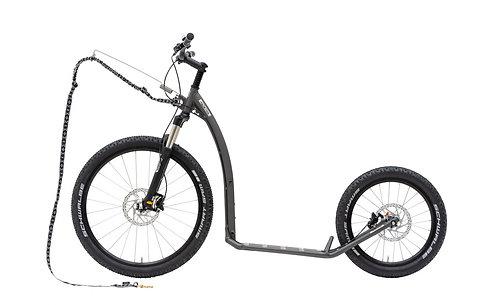 Kostka Footbike Mushing Max G5 Satin Grey