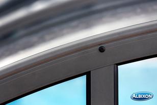 pool enclosure aluminum profiles