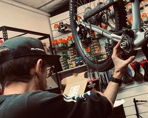 We are hiring a Bike Mechanic Apprentice