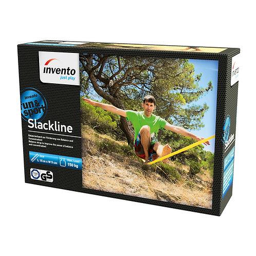 Slackline invento just play, 15 m