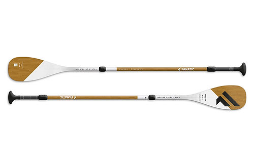 2020 Fanatic Paddle Bamboo/Carbon 50 3-piece