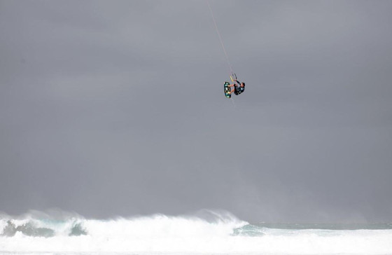 How is kiteboarding in Sydney in winter?