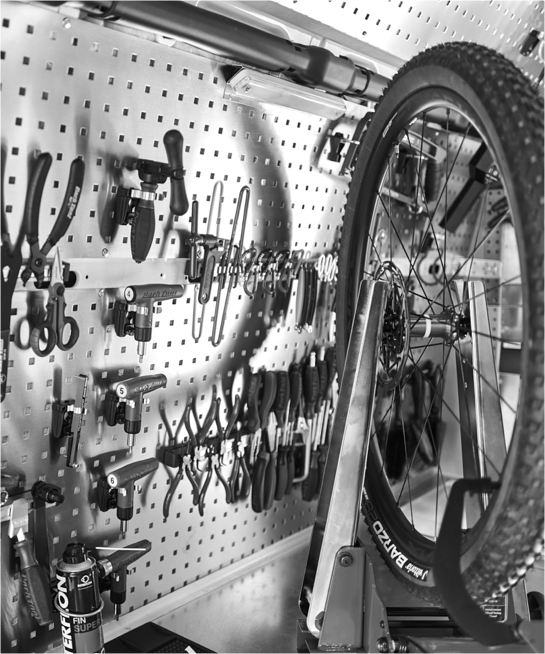 NEED TO GET YOUR BIKE SERVICED? GIVE US A CALL!