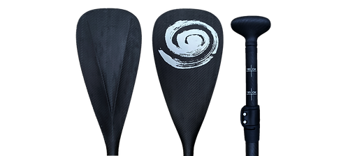 Wave Chaser Hydra Blade Carbon SUP Paddle Adjustable