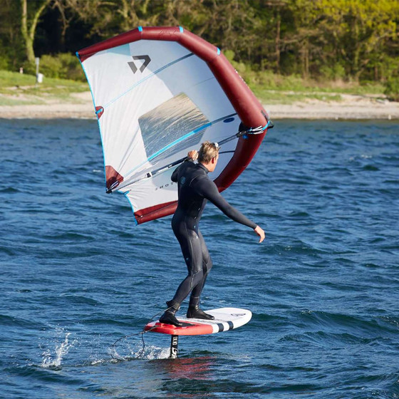 FOIL WING GET THE SURF FEELING