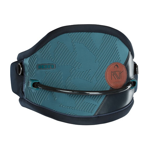 ION Harness Riot 6 for Kiteboarding in colour blue