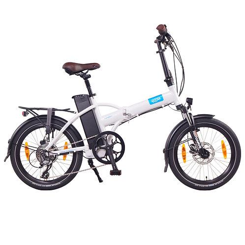 NCM London+ Folding E-Bike, 250W, 36V 19Ah 684Wh Battery