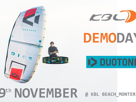 Duotone Demoday 9th of Nov 19