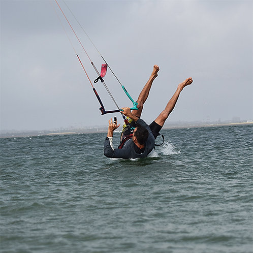Private 2hr Refresher Kiteboarding Lesson