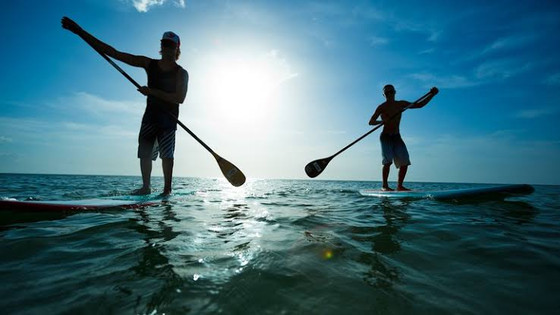 Hire STAND UP PADDLE gear (SUP) at the BEACH(Sans Souci)orout of our WAREHOUSE (Caringbah)