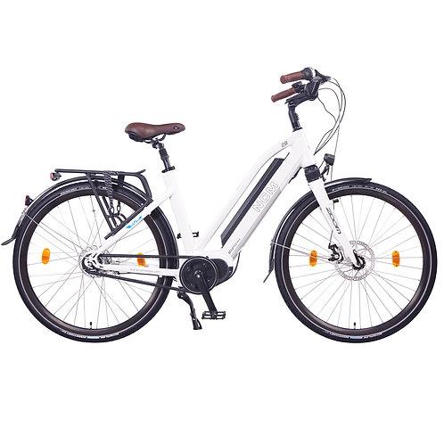 NCM Milano Max Trekking E-Bike, City-Bike, 250W, 36V 16Ah 576Wh Battery