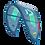 Duotone Evo blue front view sydney