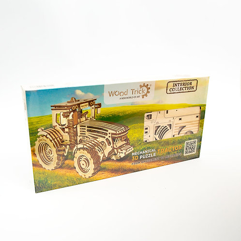 Wood Trick: Tractor 00023