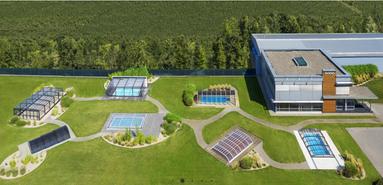 POPP Pool Enclosures SHOWROOM