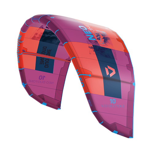 2019 Duotone Neo wave kite red