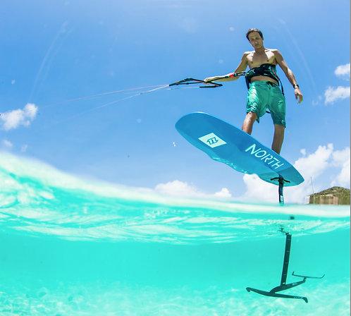 Private 1hr Hydrofoil Kiteboarding Lesson