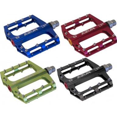 Azur Clutch Flat Pedal - MTB