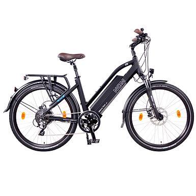 NCM Milano Plus Trekking E-Bike, City-Bike, 250W, 48V 16Ah 768Wh Battery
