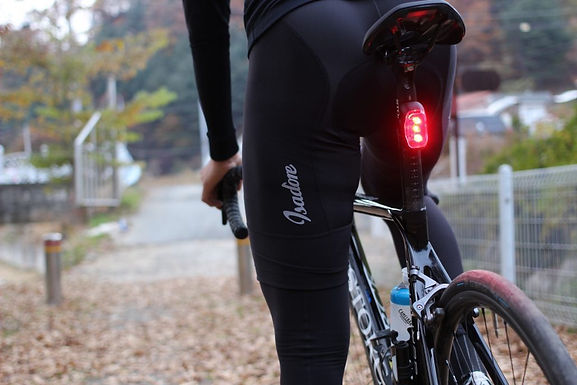 Rayo: Rear Light with Smart Brake, Theft Alert & more
