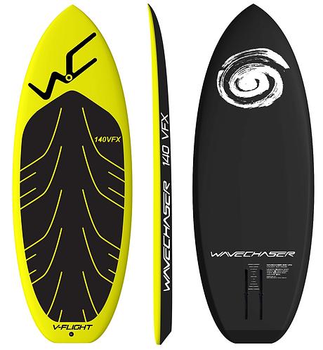 "WAVE CHASER 140VFX (4'6"") CARBON PRONE FOILBOARD"