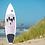 Thumbnail: 2021 Duotone Session SLS Kite Surfboard