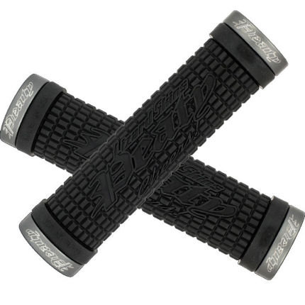 LIZARD SKINS Lock-On Peaty Black
