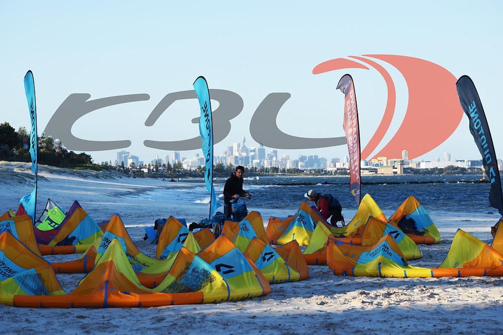Duotone KBL Kites Boards