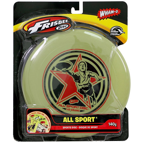 Wham-O Frisbee All Sport - Army Green 81116