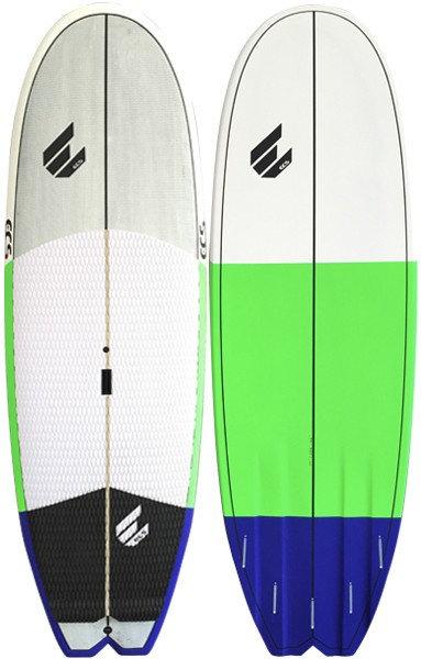 ECS Slab SUP Surf (Carbon construction)