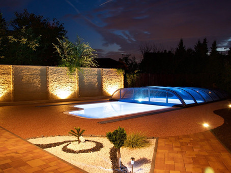 Looking for affordable low profile pool enclosure?