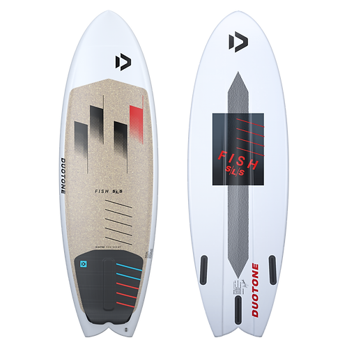 2021 Duotone Fish SLS Kite Surfboard
