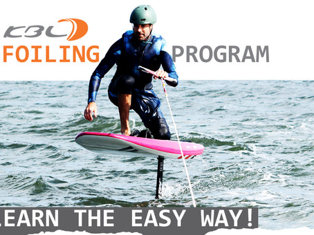 Check out the KBL Foiling Program!