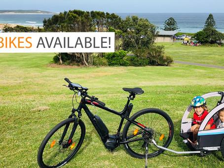 Demo Electric Bike_Sutherland Bike SHOP_KBL BIKES