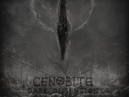Cenobite on board! Album is out 24th of September!