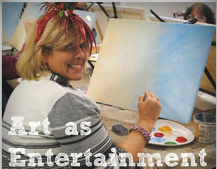 Lorrie art as entertainment.jpg