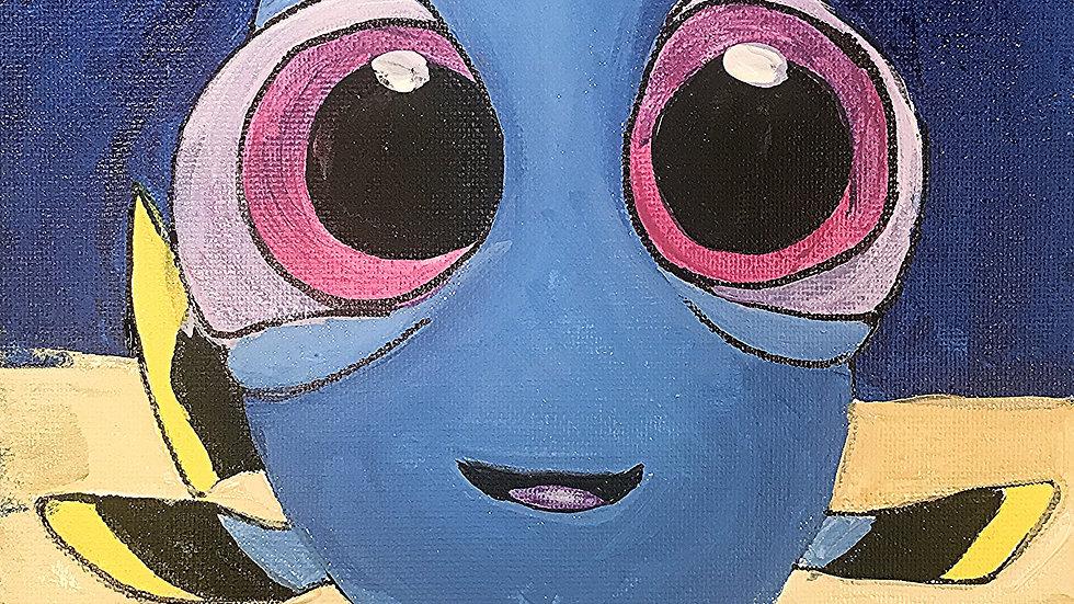 """Dory Paint Kit (11x14"""")"""