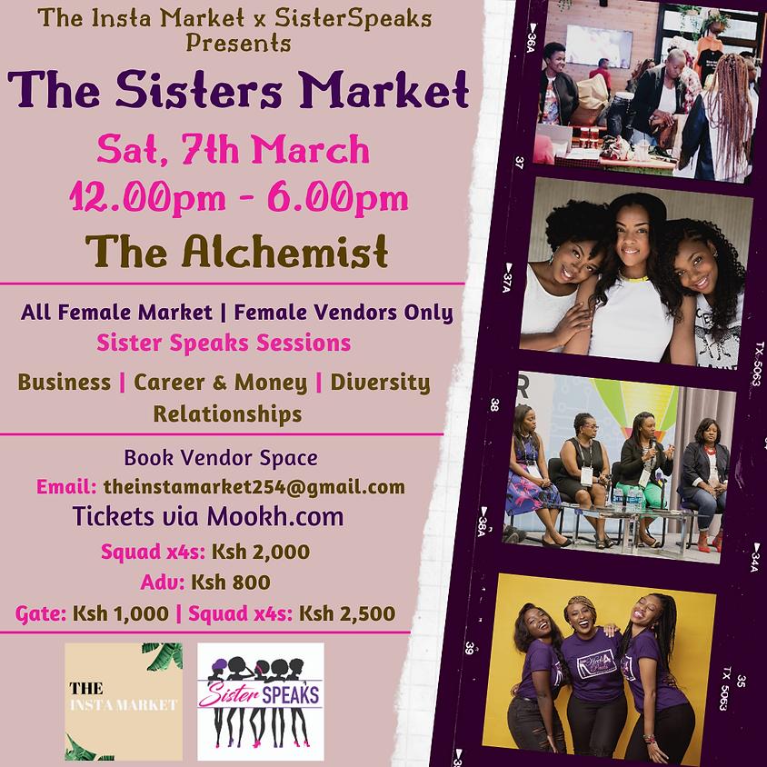 THE SISTERS MARKET by Instamarket254 & Sisterspeaks254