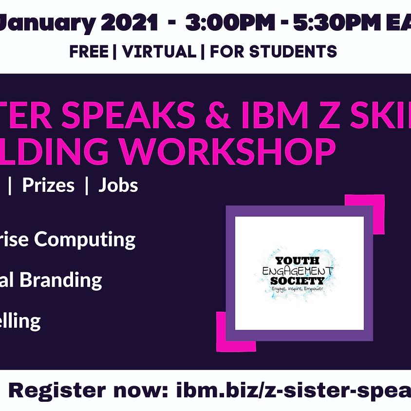 SISTERSPEAKS & IBM Z